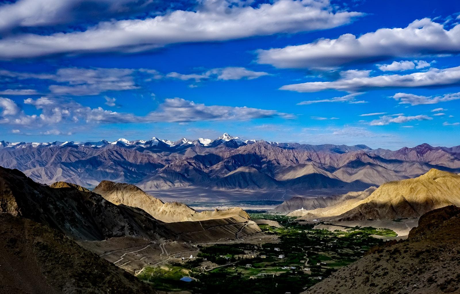 Le Ladakh en février